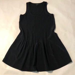 Club Monaco sleeveless silk mini dress
